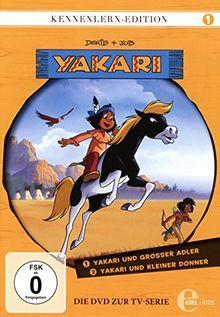 Yakari, Kennenlern-Edition 1 - Yakari und Grosser Adler / Yakari und kleiner Donner