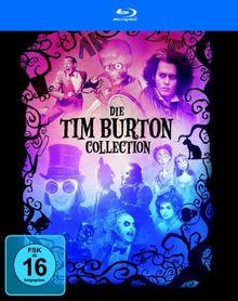 Tim Burton - Die Collection [Blu-ray]