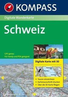 Schweiz 3D