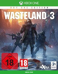 Wasteland 3 Day One Edition [Xbox One]