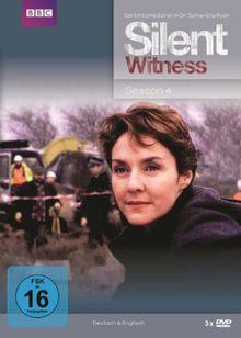 Silent Witness_Gerichtsmedizinerin Dr. Samantha Ryan - Season 4 [3 DVDs]