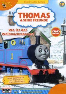 Thomas & seine Freunde 19 - Wo ist der Weihnachtsbaum?