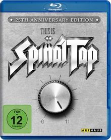 This Is Spinal Tap (OmU) - 25th Anniversary Edition [Blu-ray]