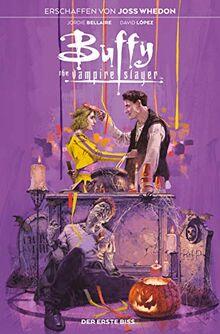 Buffy the Vampire Slayer: Bd. 2: Der erste Biss