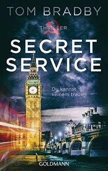 Secret Service: Du kannst keinem trauen - Thriller