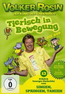Volker Rosin - Tierisch in Bewegung