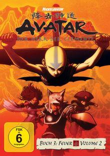 Avatar - Der Herr der Elemente, Buch 3: Feuer, Volume 2