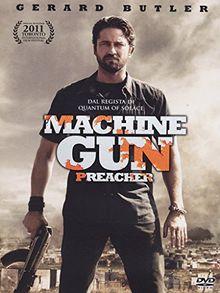 Machine gun preacher [IT Import]