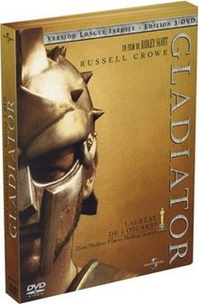 Gladiator (Version longue) - Édition Collector 3 DVD