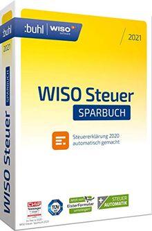 WISO Steuer-Sparbuch 2021 (für Steuerjahr 2020   Standard Verpackung)