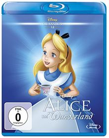 Alice im Wunderland - Disney Classics [Blu-ray]
