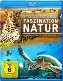 Faszination Natur - Wunder unseres Planeten [6 Naturdokumentationen auf 2 Blu-ray's]