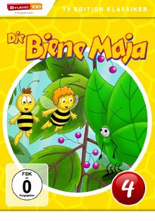 Die Biene Maja - DVD 4 (Episoden 21-26)