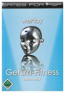 wePlay Gehirnfitness für PSP