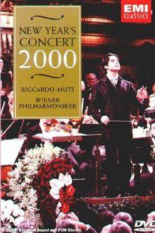 Wiener Philharmoniker - Neujahrskonzert 2000