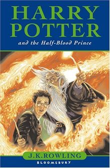 Harry Potter and the Half-Blood Prince (Harry Potter 6): Children's Edition