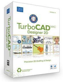 TurboCAD Mac Designer 2D Version 4