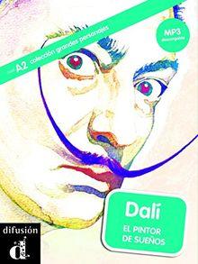 Colección Grandes Personajes. Dalí. El pintor de sueños. Libro + mp3