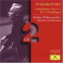 Sinfonien 4, 5, 6