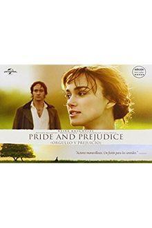 Orgullo Y Prejuicio(Ed. Horizontal) (Import Dvd) (2012) Keira Knightley; Talul