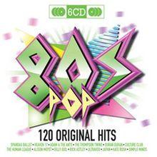 Original Hits:80's Pop