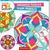 Superdicker Malblock: Traum-Mandalas (Coppenraths Mal-Werkstatt)
