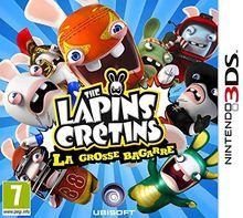 Les Lapins Crétins : la Grosse Bagarre (Rabbids Rumble) 3DS
