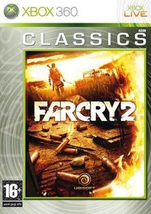 Far cry 2 classics best seller [FR Import]
