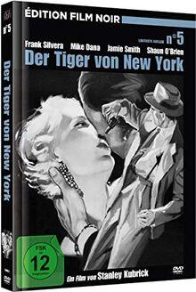 Der Tiger von New York - Film Noir Edition Nr. 5 (Limited Mediabook inkl. Booklet, digital remastered)