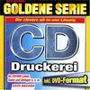 Goldene Serie. Die große CD- Druckerei. CD- ROM für Windows ab 95