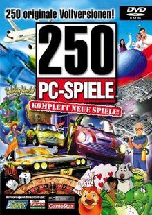 250 PC-Spielebox (DVD-ROM)