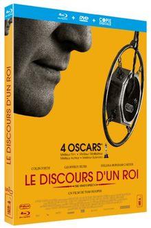 Le discours d'un roi [Blu-ray] [FR Import]