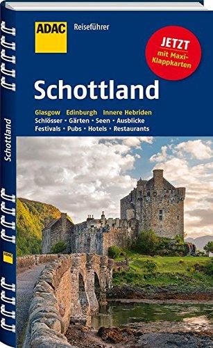 ADAC Reiseführer Schottland: Glasgow Edinburgh Innere ...