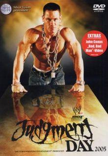 WWE - Judgement Day 2005
