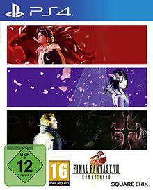 Final Fantasy VIII Remastered (PS4)