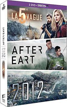 Coffret : la cinquième vague ; after earth ; 2012