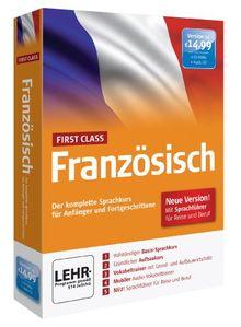 First Class Sprachkurs Französisch 14.0