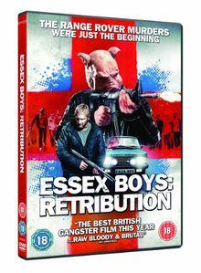 Essex Boys Retribution [DVD] (IMPORT) (Keine deutsche Version)