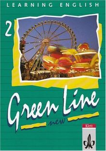 Learning English, Green Line New, Tl.2, Schülerbuch, Klasse 6 Gymnasium