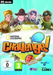 National Geographic Challenge! - [PC]