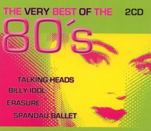 The Very Best Of The 80s - 2 CD Box