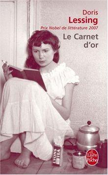 Le Carnet D'Or (Le Livre de Poche)