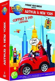 Coffret arthur à new-york, vol. 1, 2 et 3 [FR Import]