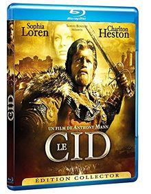 Le cid [Blu-ray] [FR Import]