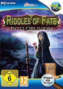 Riddles of Fate(TM): Into Oblivion