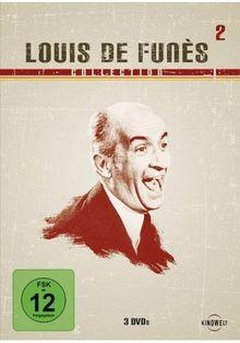 Louis de Funès Collection 2 [3 DVDs]