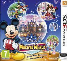 Nintendo 3DS Disney Magical World - Version Française