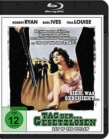 Tag der Gesetzlosen (Day Of The Outlaw) [Blu-ray]