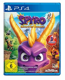 Spyro Reignited Trilogy - [PlayStation 4]