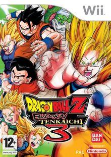 Dragonball Z: Budokai Tenkaichi 3